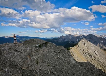 Ridges upon ridges...